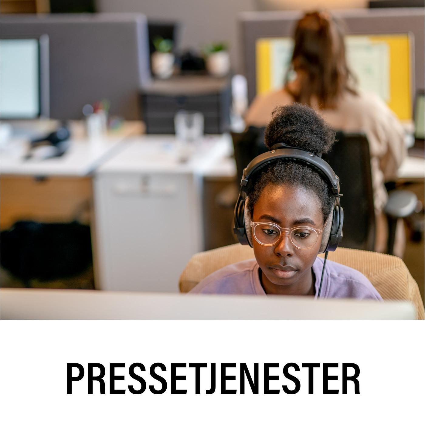Pressetjenester