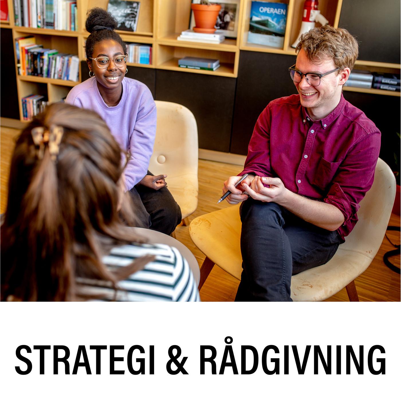Strategi og rådgivning