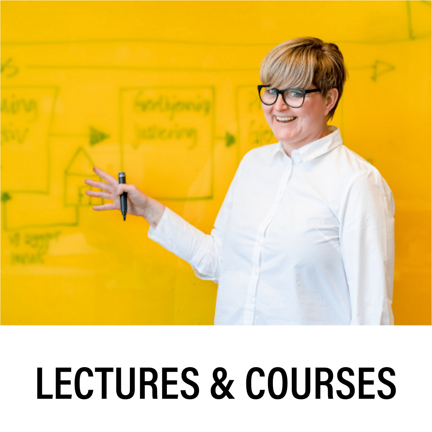 Lectures and courses